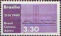 [Inauguration of Brasilia as Capital, type AJK]