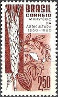 [The 100th Anniversary of the Brazilian Ministry of Agriculture, type AJR]