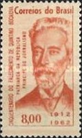 [The 50th Anniversary of the Death of Quintino Bocaiuva, 1836-1912, type ALF]