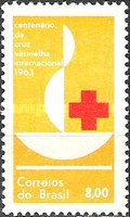 [The 100th Anniversary of the Red Cross, type ALS]