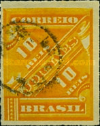 [Newspaper Stamps, type AM]