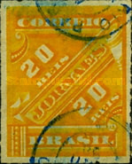 [Newspaper Stamps, type AM1]