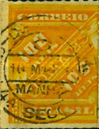 [Newspaper Stamps, type AM3]