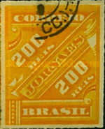 [Newspaper Stamps, type AM4]