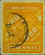 [Newspaper Stamps, type AM5]