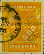 [Newspaper Stamps, type AM6]