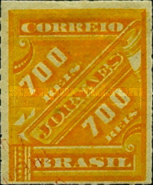 [Newspaper Stamps, type AM7]