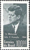 [President Kennedy Commemoration, type AMP]