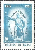 [The 100th Anniversary of the Naval Battle of Riachuelo, type ANH]