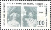 [Visit of the King and Queen of the Belgians, type ANT]