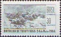 [The 100th Anniversary of the Battle of Tuiuti, type AOI]