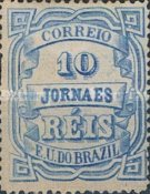[Newspaper Stamps - Inscription