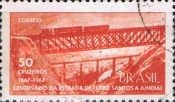 [The 100th Anniversary of the Santos-Jundiai Railway, type APB]