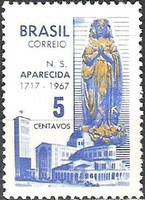 [The 250th Anniversary of the Discovery of the Statue of Our Lady of the Apparition, type APY]