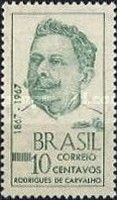 [The 100th Anniversary of the Birth of Jose Rodriques de Carvalho, 1887-1935, type AQJ]