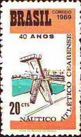 [The 40th Anniversary of the Cearense Water Sports Club, Fortaleza, type ASK]
