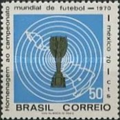 [Football World Cup - Mexico, type AUF]