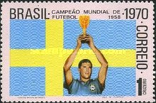 [Brazil's Third Victory in the Football World Cup, type AUH]