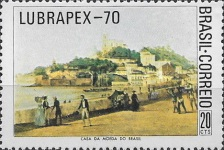[The 3rd Anniversary of the Brazilian-Portuguese Stamp Exhibition