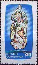 [Saint Gabriel's Day, Patron Saint of Communications, type AVM]