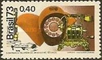 [The 50th Anniversary of the Brazilian Telephone Company, type AZW]