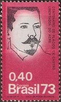 [The 100th Anniversary of the Birth of Placido de Castro, 1873-1908, type BAD]