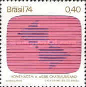 [Brazilian Communications Pioneers, type BAR]