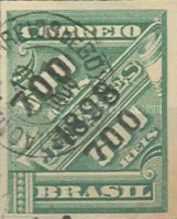 [Newspaper Stamps of 1889 Surcharged, type BB5]