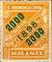 [Newspaper Stamps of 1889 Surcharged, type BB8]
