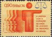[The 50th Anniversary of the Brazilian Juvenile Court, type BCC]