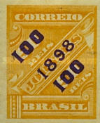 [No. 84 Handstamp Surcharged, type BD]