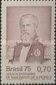 [The 150th Anniversary of the Birth of Emperor Pedro II, 1825-1891, type BDY]