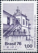 [The 100th Anniversary of the Ouro Preto Mining School, type BFW]