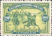 [The 400th Anniversary of the Discovery of Brazil, type BG]