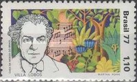 [Brazilian Composers, type BGW]