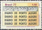 [The 150th Anniversary of the Brazilian Newspaper