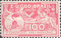 [The Third Pan American Congress, type BJ]