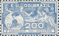 [The Third Pan American Congress, type BJ1]