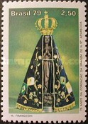 [The 75th Anniversary of the Coronation of Our Lady Aparecida, type BLZ]