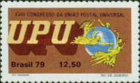 [The 18th Anniversary of the UPU Congress, Rio de Janeiro, type BME]