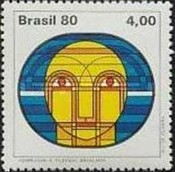 [The 30th Anniversary of the Brazilian Television, type BNO]