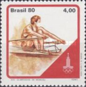 [Olympic Games - Moscow, USSR, type BOC]