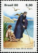 [Beatification of Father Jose de Anchieta, type BOZ]