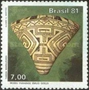 [International Museum Day - Artifacts from Brazilian Museums, type BPT]
