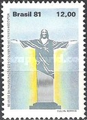 [The 50th Anniversary of the Christ the Redeemer Monument, Rio de Janeiro, type BQY]