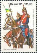 [The 150th Anniversary of the Sao Paulo Military Police, type BRP]