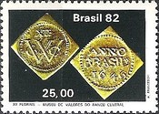 [The 10th Anniversary of the Brazilian Central Bank Values Museum, type BTN]