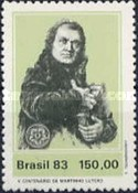 [The 500th Anniversary of the Birth of Martin Luther, Protestant Reformer, 1483-1546, type BUY]
