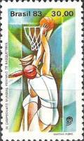[The 9th Anniversary of the Women's World Basketball Championship, Sao Paulo, type BVS]