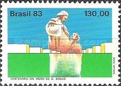 [Don Bosco's Dream of Brazil, type BWK]